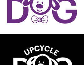 #26 for Design a Logo for upcycle dog af samazran