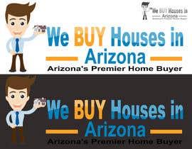 Nro 5 kilpailuun We BUY Houses in Arizona LOGO käyttäjältä krismhond