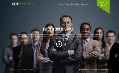 zicmedia tarafından Design contest for online recruitment site where candidates and companies meet online için no 30