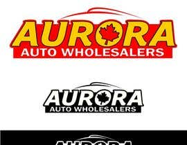 #269 for Logo Design for Aurora Auto Wholesalers inc by Minast