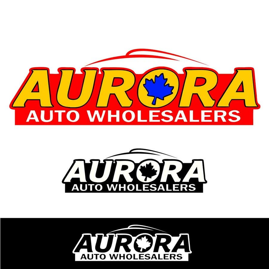 Contest Entry #                                        281                                      for                                         Logo Design for Aurora Auto Wholesalers inc