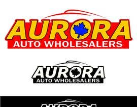 #281 for Logo Design for Aurora Auto Wholesalers inc af Minast