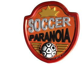 #90 for Design a Logo for Soccer Paranoia by rkstandalone
