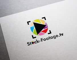 nº 24 pour Design a Logo for stock-footage.tv par QUANGTRUNGDESIGN