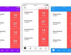 AliBenabbes tarafından Design for iPhone app için no 8