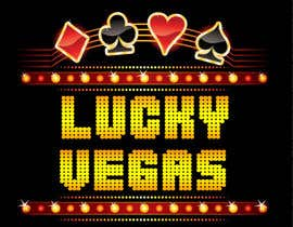 "#38 for ""Lucky Vegas""  Logo for online casino af nextstep789123"