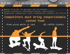 Nro 7 kilpailuun Need A flyer Done For  Event käyttäjältä DendyTaS