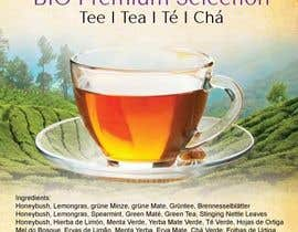 #13 for Tea Label Design by eliespinas