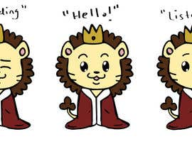 #22 for flat mascot (Lion) for my company by radicalzinc