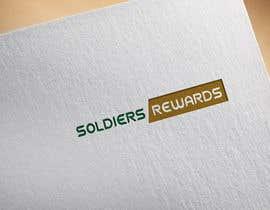 Nro 95 kilpailuun Design a Logo for SoldiersRewards.com käyttäjältä Logoexpert1986