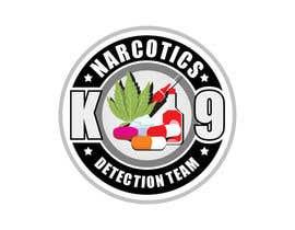 Nro 45 kilpailuun Design a Logo for Narcotics K9 käyttäjältä venky9291