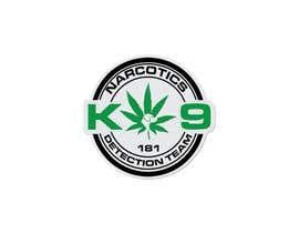 Nro 80 kilpailuun Design a Logo for Narcotics K9 käyttäjältä vasked71