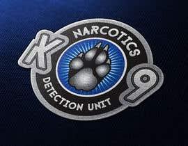 Nro 69 kilpailuun Design a Logo for Narcotics K9 käyttäjältä SeanKilian