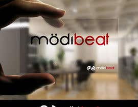 #265 untuk Logo Design for Modibeat which will have a website at modibeat.com oleh RobertoValenzi