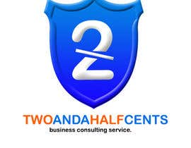 "shabinjayarajs tarafından Design a Logo for ""Two And A Half Cents"" için no 26"