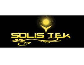 #11 для Logo Design for Solis Tek от level2012