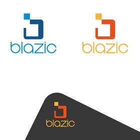 #348 for Design a Logo for Blazic af pvcomp