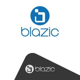 Nro 349 kilpailuun Design a Logo for Blazic käyttäjältä pvcomp