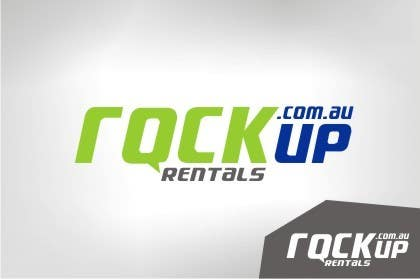 Конкурсная заявка №379 для Logo Design for RockUp Rentals.com.au