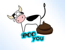 #46 for Design a logo for cow excrements ! af agencja