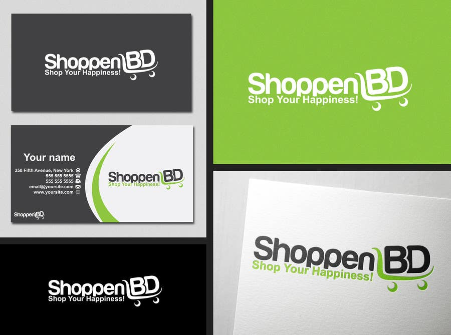 #1 for Design a unique logo for our eCommerce website by SergiuDorin