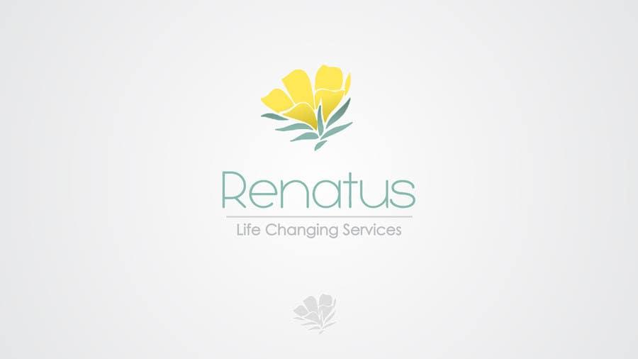 Inscrição nº 43 do Concurso para Design a Logo for Renatus Hospice