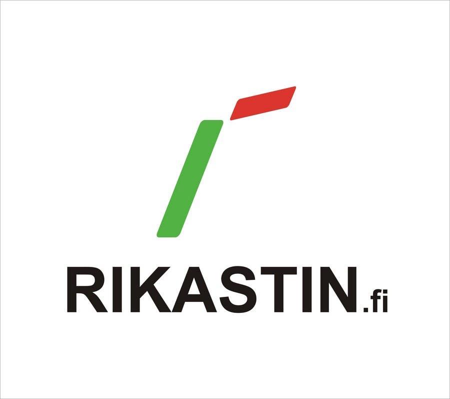Inscrição nº                                         21                                      do Concurso para                                         Logo Design for Rikastin.fi