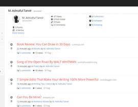 Nro 8 kilpailuun Share Quality Content and Get Followers käyttäjältä tanviranik1