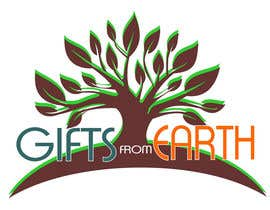 nº 78 pour Design a Logo for Gifts From Earth par alek2011