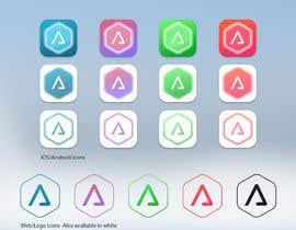 Nro 84 kilpailuun Design a new logo for app discovery icon . käyttäjältä sha1n