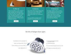 Nro 17 kilpailuun Build a simple clean basic Website using Wordpress käyttäjältä venky9291