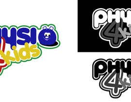 #73 for Design a Logo for Physio4kids by pvcdesigns