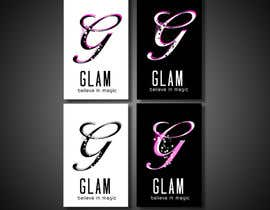 #61 pentru Logo Design for Glam Cosmetics Tagline Believe in Magic de către novisaputri