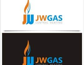 #93 for Design a Logo for www.jwgascentralheating.co.uk af indraDhe