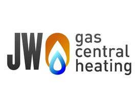 #25 para Design a Logo for www.jwgascentralheating.co.uk por FragolaWarsaw