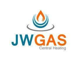 #150 untuk Design a Logo for www.jwgascentralheating.co.uk oleh skippadouza