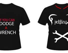 nº 1 pour Design a T-Shirt for Jetflow Tradeshow par mvinay4u
