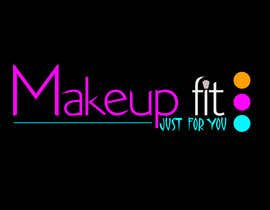 #457 для Logo Design for  Makeup Fit от UPSTECH135