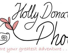 #11 para Holly Donovan Photo Blogsite Logo por liloho