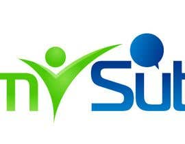 #62 สำหรับ Logo Design for mySub โดย Djdesign