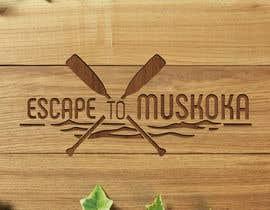 Nro 20 kilpailuun Design a Logo - Escape To Muskoka - Vacation Rental, Property Rental, Design Etc käyttäjältä abzgraphikos