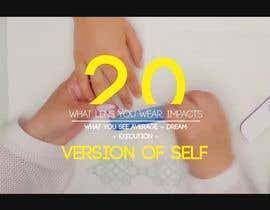 Nro 25 kilpailuun Create a  Promotional Video käyttäjältä ravi2rty