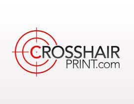 nº 85 pour Logo Design for CrosshairPrint.com par kyle2809