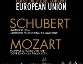 natyacu tarafından Poster for a Classical Music Concert için no 13