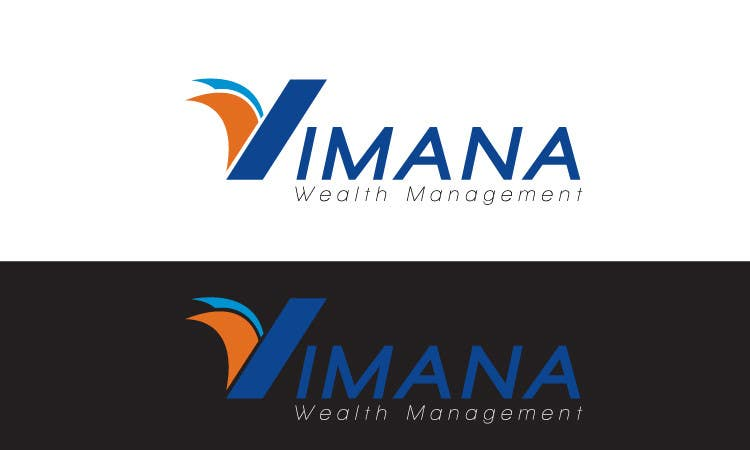 Penyertaan Peraduan #24 untuk Design a Website Mockup and Logo for Vimana Wealth Management