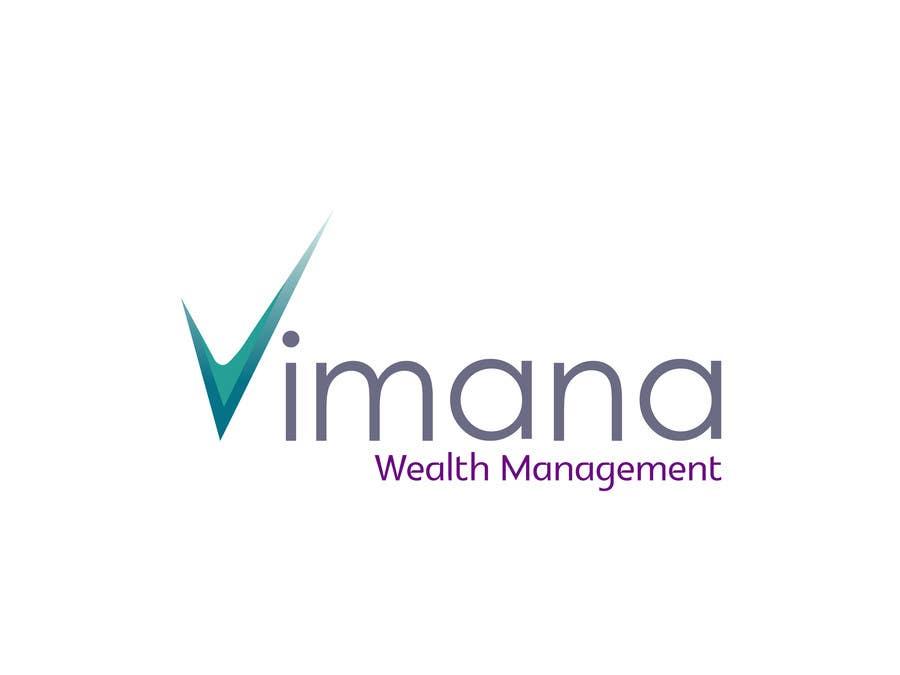 Penyertaan Peraduan #17 untuk Design a Website Mockup and Logo for Vimana Wealth Management