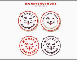 nº 14 pour MoneyShotGuns Logo par roman230005