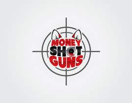#30 for MoneyShotGuns Logo af GeorgeOrf