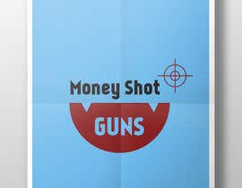 #22 for MoneyShotGuns Logo af JediArtist