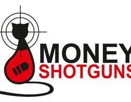 #38 untuk MoneyShotGuns Logo oleh carloscalbrandao